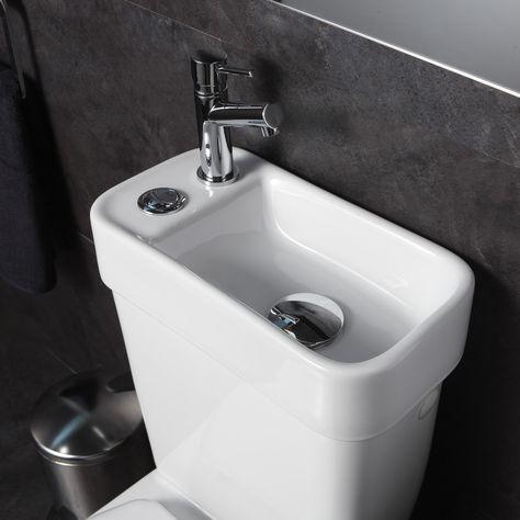 Les Ensembles Wc 2 En 1 Avec Lave Mains Lave Main Wc Lave Main Toilette Et Petit Lavabo