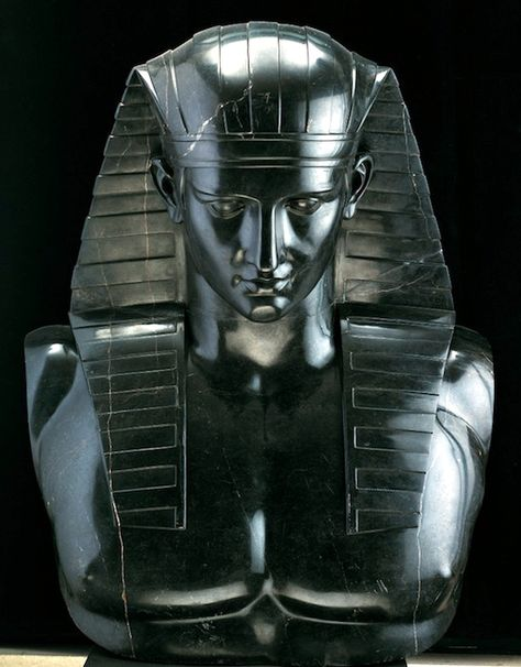 Antinous as pharaoh