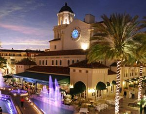 West Palm Beach Fl Cityplace Places I Ve Been