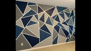 45 Creative Wall Paint Ideas And Designs Renoguide Australian Renovation Ideas And Inspiration In 2021 Bedroom Wall Paint Creative Wall Painting Wall Painting Living Room