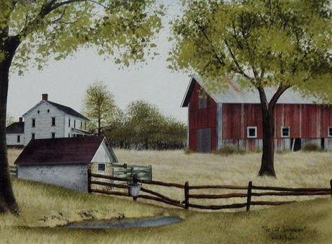 Apple Harvest Canvas Paint Sign Decor Sunnyside Orchard Billy Jabocs Farm Barn