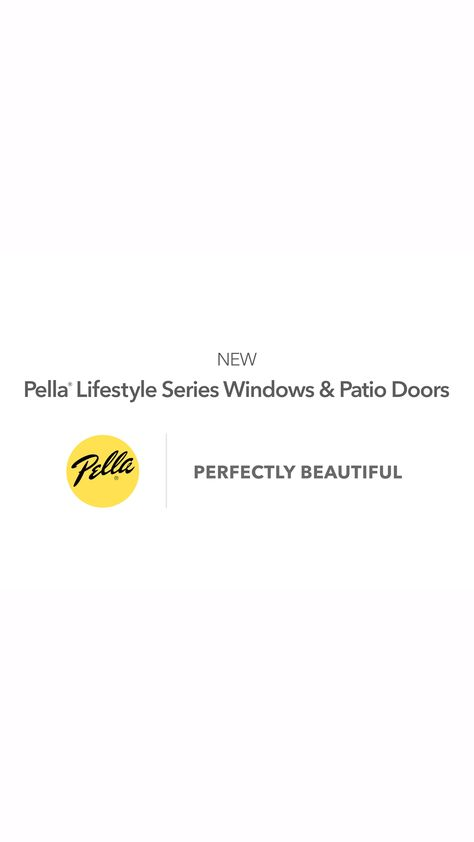 Don't let outside noises be a nuisance. Pella Lifestyle Series products are designed to keep the good noise in and the bad noise out.