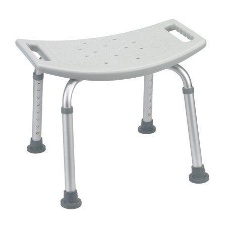 Drive Medical Bathroom Safety Shower Tub Bench Chair Gray Walmart Com Bathroom Safety Shower Chair Shower Tub