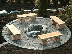 Ideen Für Feuerstelle Im Garten 13 besten garten bilder auf kleine gärten garten