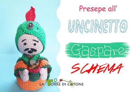 Come Fare Presepe A Uncinetto Schemi In Italiano Idee Natale