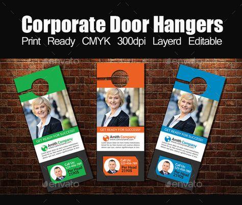 Replacement  Door Hanger Front  Hvac Door Hangers