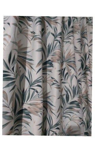 Zaslona Nowoczesna Lisc Butelkowa Zielen 2 8 Stora 9020523429 Allegro Pl Printed Shower Curtain Curtains Shower Curtain