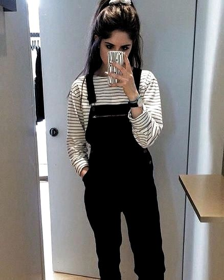 #casual #overalls #grunge #edgy #ShopStyle #WeekendLook, #Casual #edgy #grunge #overalls #ShopStyle #WeekendLook