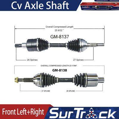 SurTrack SB-8040 CV Axle Shaft