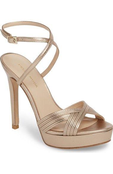 HeelShoe Porn Gold Gold Matte Matte SandalsShoesHeels VGLUMpSqz