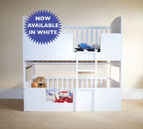 Bunk Cot Perfect For Twins Or Siblings Baby Room Ideas Pinterest
