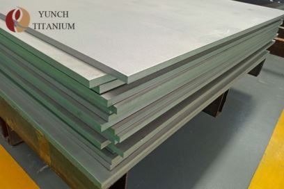 10mm Titanium Plates Gr5 For Sales Titanium Material Processing Sheet