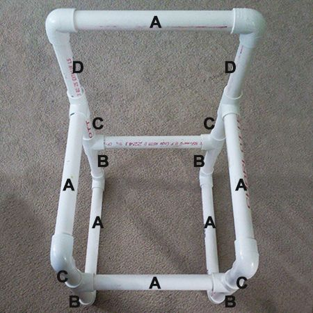 Grab Some PVC Pipe At Your Local Builders And Some Colourful - Best diy pipe project ideas for kids