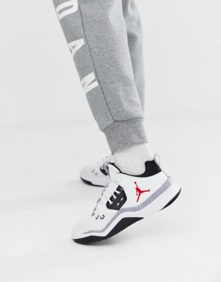 Nike Jordan DNA trainers in white