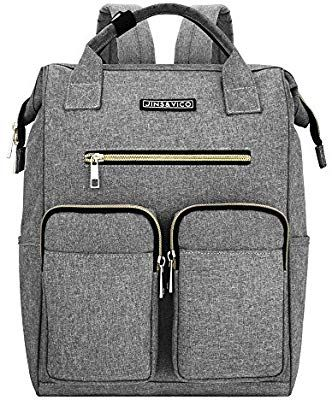 925b9fa1aa33 Amazon.com: Laptop Backpack for Women,JINS & VICO Lightweight ...
