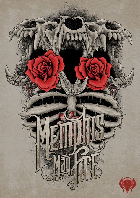 Memphis May Fire #MMF