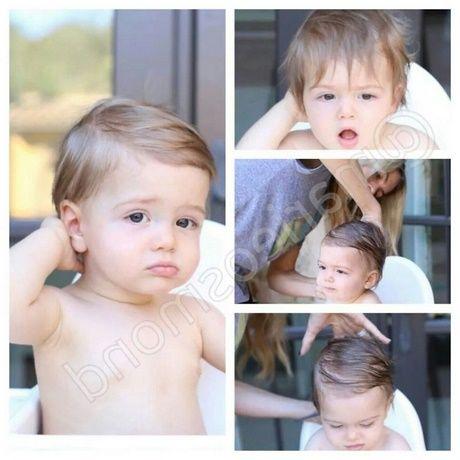 Baby Frisyrer 1 Ar Gammel Ny Har Stiler 2018 Baby Boy Haircuts Baby Boy Hairstyles Baby Boy Haircut First