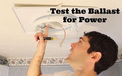 An Easy Fluorescent Light Fix Fix You Easy Tips