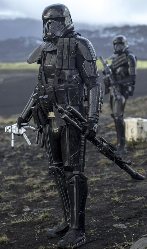 Up vote Death Trooper so he can return doll to lost girl. - Album on Imgur