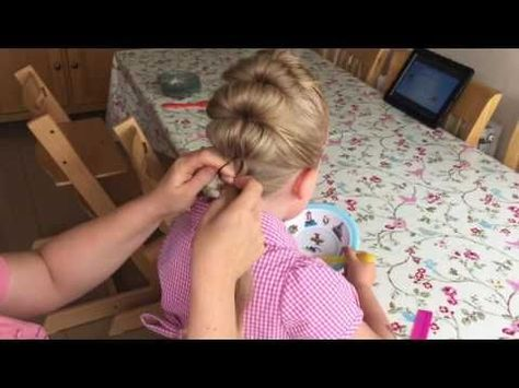 Topsie Tail Faux Hawk tutorial by Two Little Girls Hairstyles - YouTube