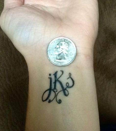 C Tattoo Wrist - Unique C Tattoo Wrist Trending Wrist Tattoo Initial Tattoo Tattoos