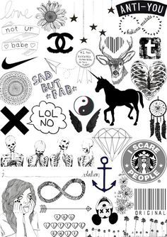Pin By Bree Monismith On Screenshots Black Stickers Black And White Stickers Aesthetic Stickers
