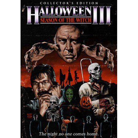 Halloween 2020 Collectors Edition Halloween III: Season of the Witch (Collector's Edition) (DVD