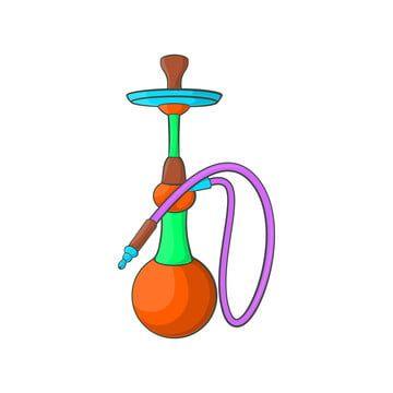 أيقونة الشيشة نارجيلة رمز كرتون Png والمتجهات للتحميل مجانا Cartoon Styles Hookah Cartoon
