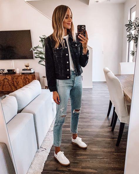 Denim Jacket Guide: My Favorite Jean Jacket Styles | Fashion Jackson