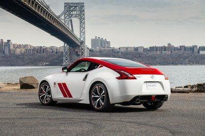 Get Ready For A Retro Styled V 6 Manual Nissan Z Car 2020 Is Supposedly The Year That Will Bring Us A Replacemen In 2020 Nissan 370z Nissan Z Cars Nissan 370z Nismo