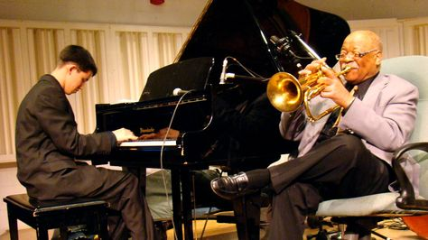 A Rare Musical Mentorship, Captured With Heart and Soul  (Published 2014)