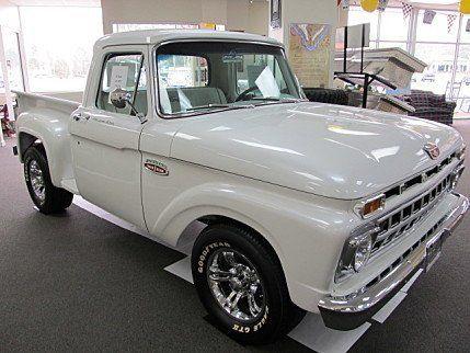 1965 Ford F100 Zu Verkaufen Classic Pickup Trucks Ford Pickup