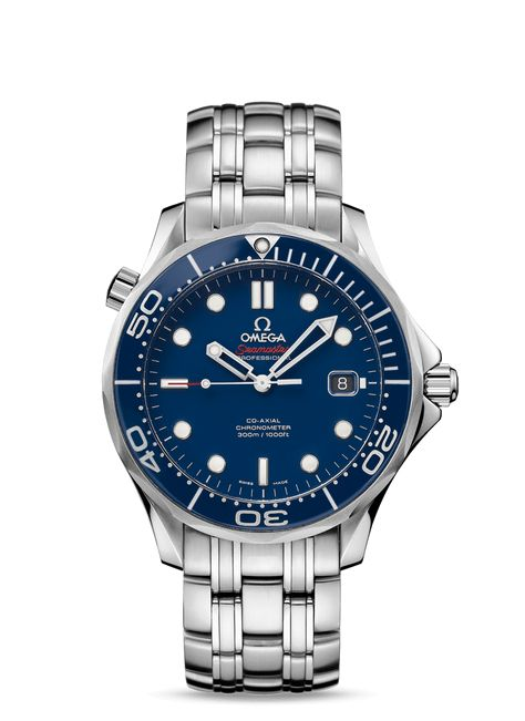 Omega Seamaster Automatic Blue Dial Men's Watch $2645 Shipped #LavaHot http://www.lavahotdeals.com/us/cheap/omega-seamaster-automatic-blue-dial-mens-watch-2645/111656