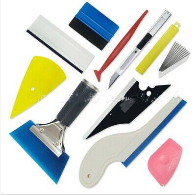Sponsored Ebay 10pcs Car Window Tint Tools Kit Set Wrapping Vinyl