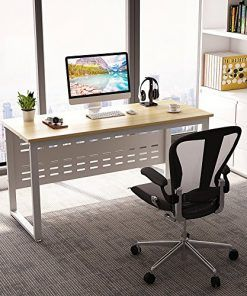Tribesigns 55 Computer Desk With File Storage Cabinet Filing