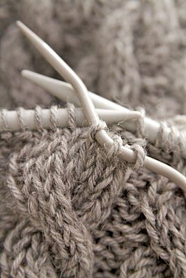 Cable #knit