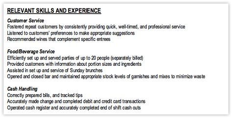 list of professional skills