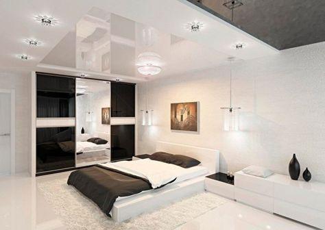 Ideen für moderne Schlafzimmer - #Schlafzimmer, #Wohnideen Deko - moderne schlafzimmer braun