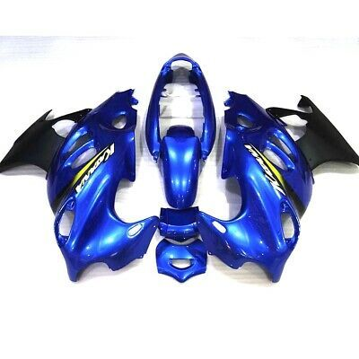 Advertisement Ebay Fairing Bodywork Set For Suzuki Katana Gsx750f Gsx600f 2005 2006 Blue Suzuki Suzuki Hayabusa Bodywork