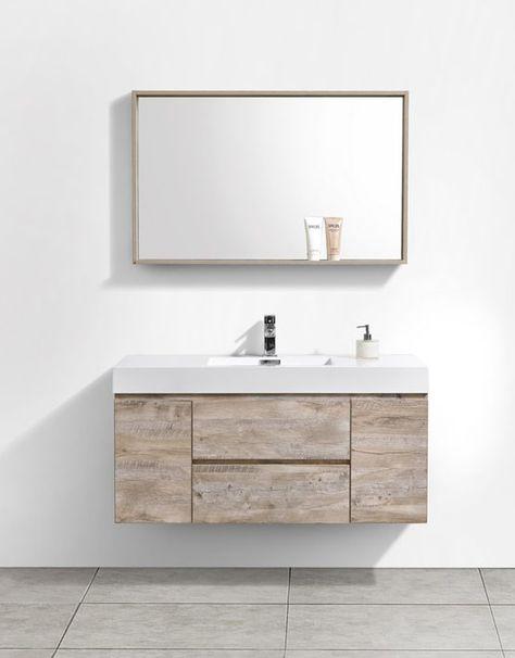 Modern Lux 48 Vanity Bath Vanities