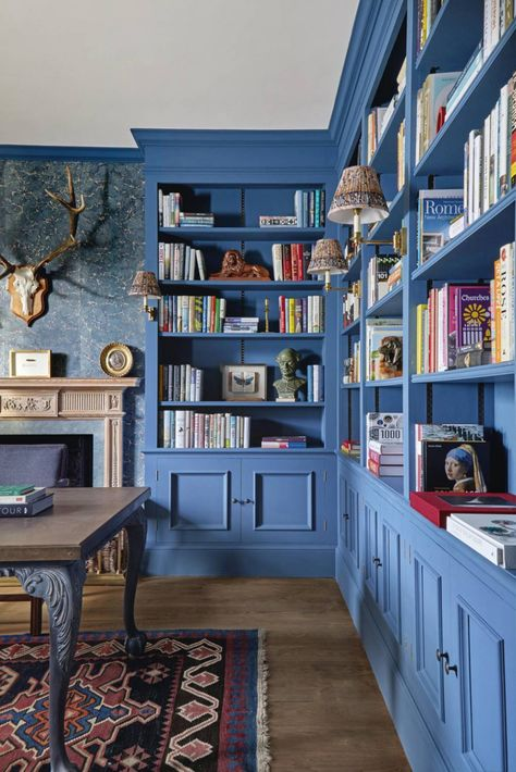 Clevere Schreinerei-Ideen Clever joinery ideas How to create made-to-measure storage using bespoke joinery H Design, House Design, Mdf Shelving, Solid Oak Bookcase, Mdf Doors, Sweet Home, Home Libraries, Built In Wardrobe, Joinery
