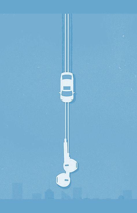 Baby Driver light blue