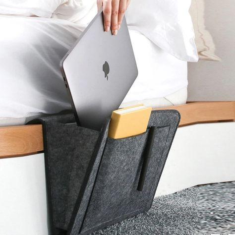 Sofa Bedside Felt Storage Bag