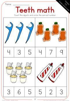 11+ Teeth worksheet Ideas In This Year