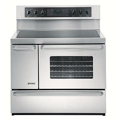 1500 36inch Kenmore Elite 5 4 Cu Ft Double Oven Electric Range Stainless Steel 2 Double Oven Electric Range Electric Double Oven Double Oven