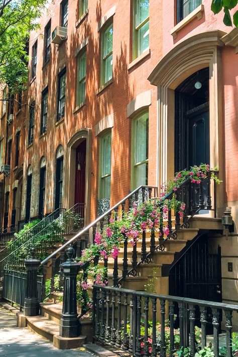 Spend the day like a local in West Village.here are 8 things to do in one of the most desirable residential areas in New York. Ny Life, New York Life, Dream Life, Gotham, New York Travel Guide, Greenwich Village, Greenwich New York, City Aesthetic, Ireland Landscape