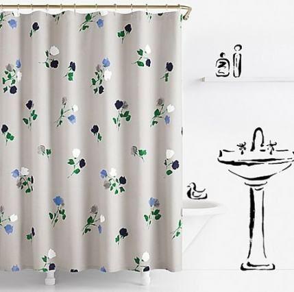 57 Trendy Bath Room Shower Curtains Kate Spade Bath Kate Spade Shower Curtain Shabby Chic Bathroom Shower Curtain