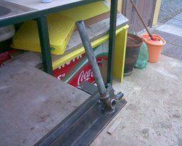 Diy Sheet Metal Bender Brake Sheet Metal Bender Metal Bender Sheet Metal Brake