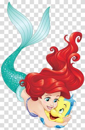 Disney S Ariel And Flounder Ariel Belle Mickey Mouse Disney Princess The Walt Disney Company Mermaid Disney Disney Princess Pictures Ariel The Little Mermaid