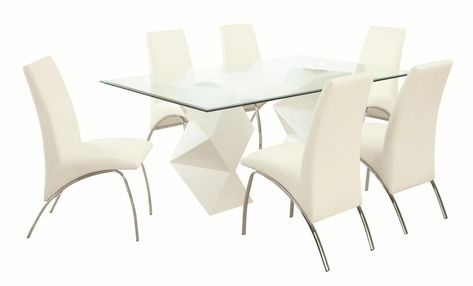 White Wood Dining Table Steal A Sofa Furniture Outlet Los